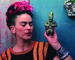 (English) Cultural lecture about Frida Kahlo