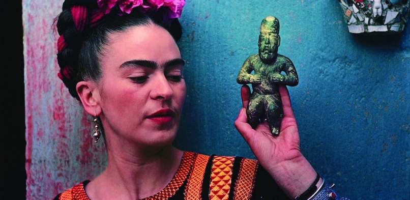 Cultural lecture about Frida Kahlo