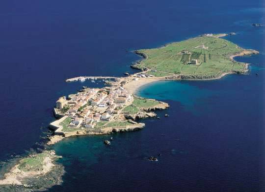 (English) Tabarca Island