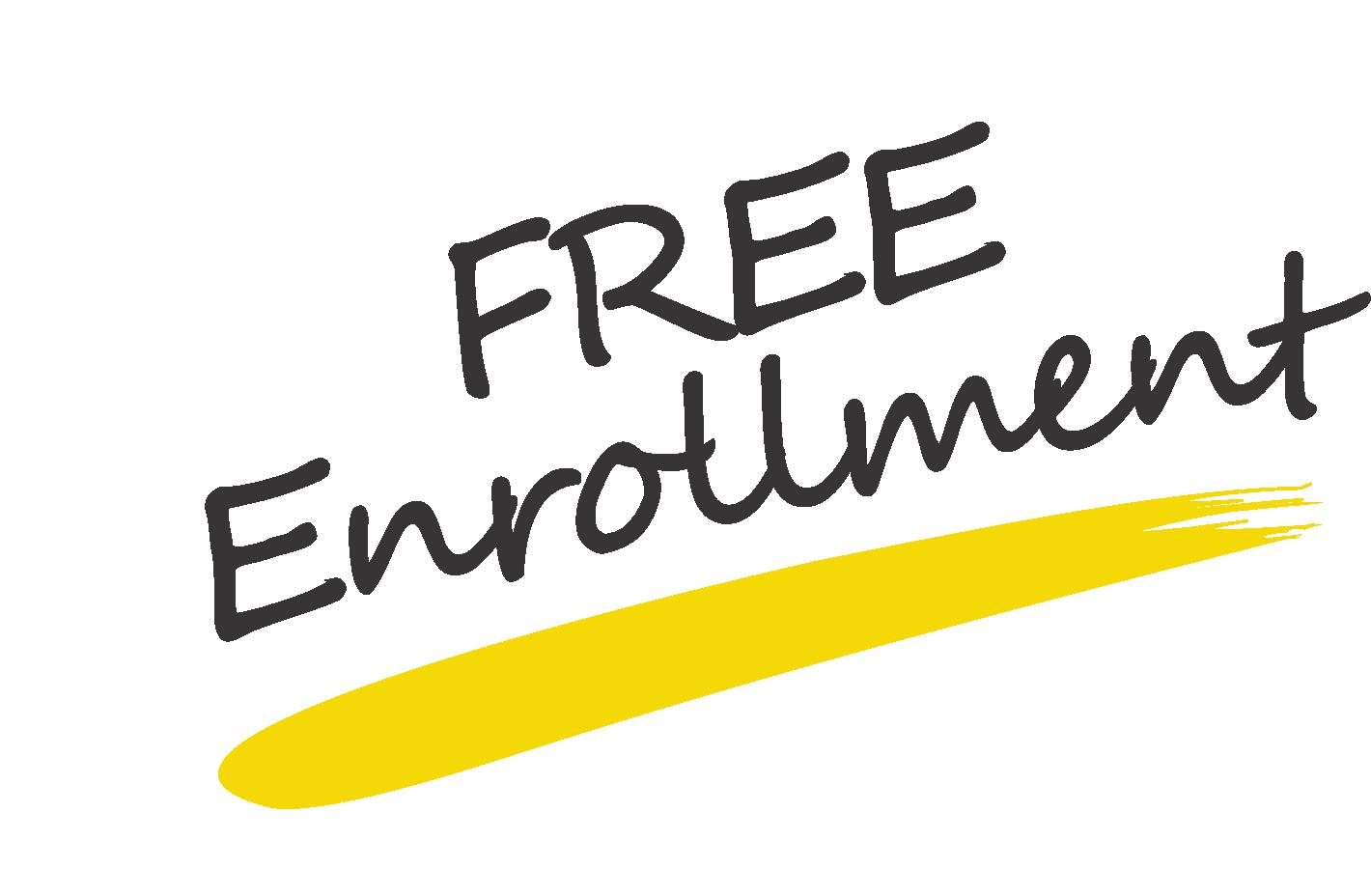 Matricula gratis