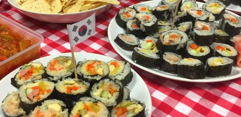 (English) International dinner